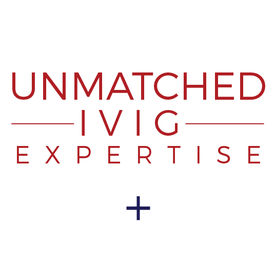 unmatched ivig expertise